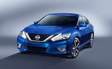 """Nissan Altima 2017 recibe el reconocimiento """"Top Safety Pick Plus"""" otorgado por IIHS"""