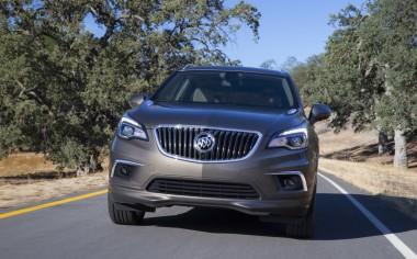 Buick Envision estará disponible en el mercado mexicano