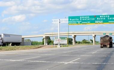 Incrementa flujo de cruces internacionales en Tamaulipas