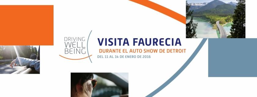 Optimized-Faurecia durante Auto Show Detroit