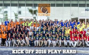 Navistar realiza su Kick Off 2016