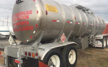 Piden que SCT otorgue permisos para transporte de materiales y sustancias tóxicas