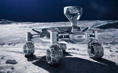 Audi continúa con su preparación para viajar a la Luna
