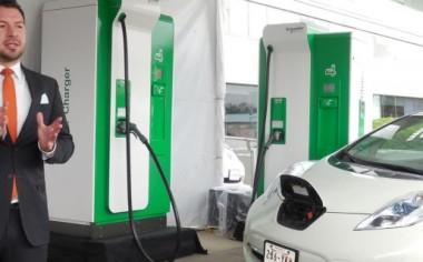 Crecerá la infraestructura para recarga de vehículos eléctricos