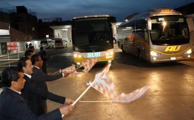 AU se renueva con la Terminal Periférico en Oaxaca