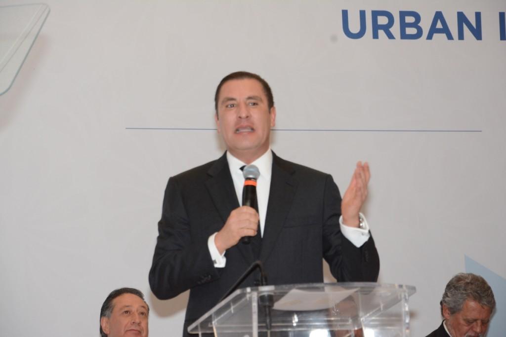 Rafael Moreno Valle, gobernador de Puebla