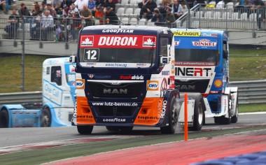 FIA elige a Goodyear como proveedor exclusivo en el Campeonato Europeo de Camiones