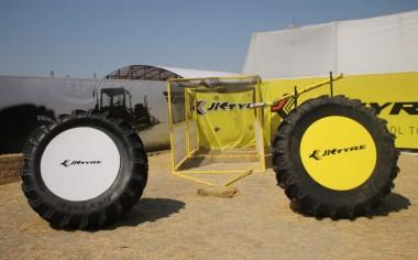 JK Tyre, la mejor opción para el gremio agrícola
