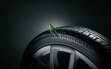 Bridgestone DriveGuard revoluciona la industria del neumático