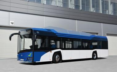 Los autobuses Solaris incorporarán la solución ContiPressureCheck