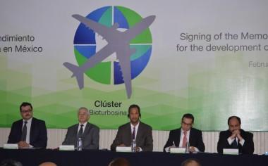 Firman acuerdo para impulsar la producción de biocombustibles