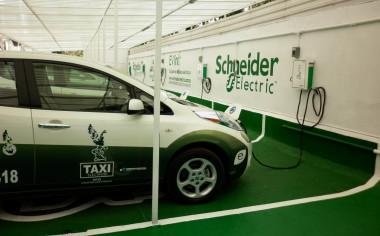 Schneider Electric desmiente cuatro mitos de la movilidad eléctrica