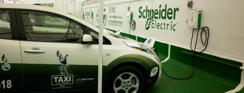 EV - Taxis Eléctricos - 5