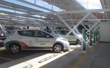 Aguascalientes adquiere 15 vehículos Nissan LEAF para el Programa de Transporte Verde Cero Emisiones