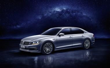 Volkswagen presenta auto de lujo para el mercado chino