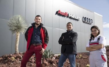 Perspectivas de futuro en Audi México