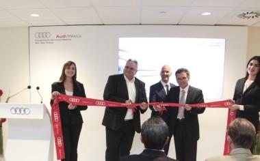Audi inaugura Área de Servicios Médicos en su planta en México