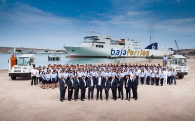 Baja Ferries adquiere nueva embarcación para la ruta La Paz-Mazatlán