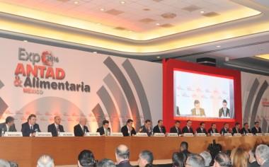 Inicia Expo ANTAD & Alimentaria en Guadalajara