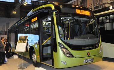 Tecnología sustentable para el transporte público de Tijuana: Volvo