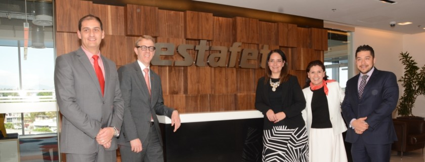 Estafeta estrena oficinas corporativas for Bimbo oficinas corporativas
