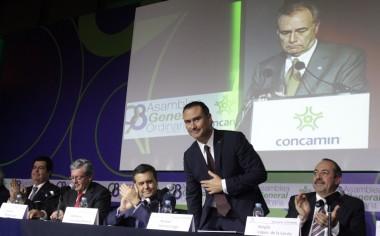 Concamin nombra a Manuel Herrera Vega como presidente para el periodo 2016-2017