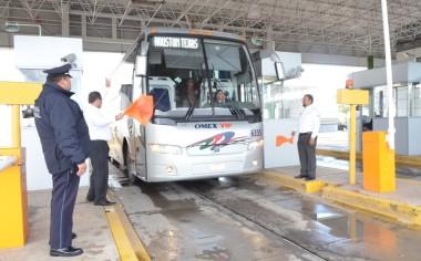 Abren Puente Colombia a transporte de pasajeros
