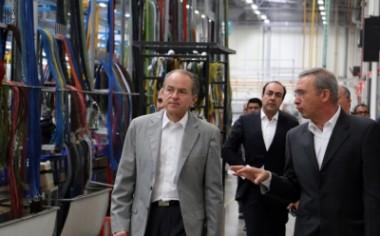 Dräxlmaier invertirá cerca de 200 mdp en su planta de SLP