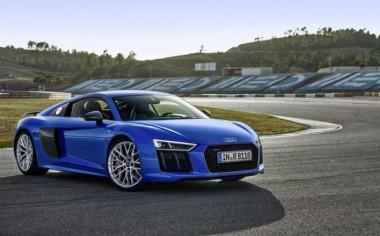"Audi R8 es coronado como ""World Performance Car 2016"""