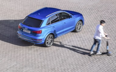 """Audi presenta el concept car """"Audi connected mobility"""""""