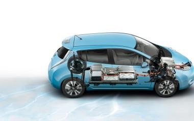 Nissan presenta la EVolución tecnológica en movilidad eléctrica