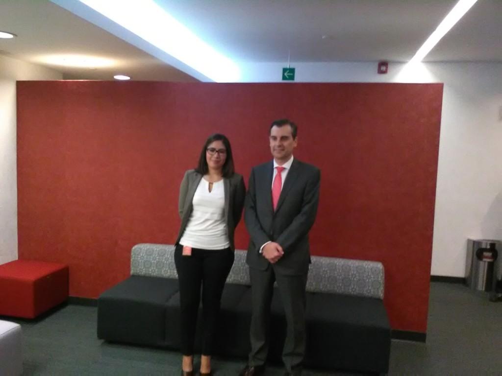 Itzel Contreras y Jesús Castillo