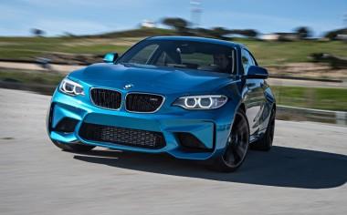 Nuevo BMW M2 Coupé llega a México