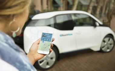 BMW Group extiende el programa de vehículos compartidos