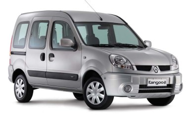 Carrot robustece su flotilla de vehículos de carga con Renault Kangoo