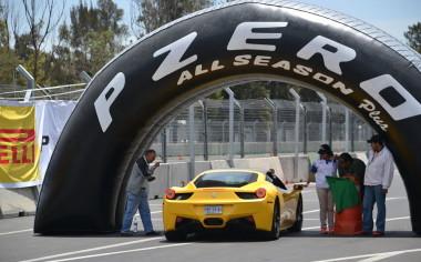 Pirelli participa en el festival Ferrari 2016