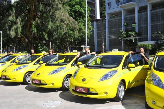 Nissan ajuda a evitar a emissão de 340 toneladas de CO2 no Rio de Janeiro e em São Paulo