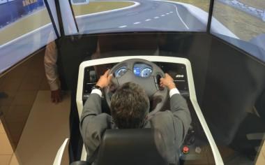 ADO adquiere un simulador de manejo para la capacitación de sus conductores