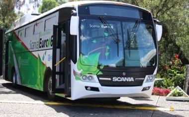 Masivo Capital integra unidades Scania en Colombia