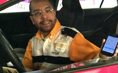 Diseñan taxi inteligente para CDMX