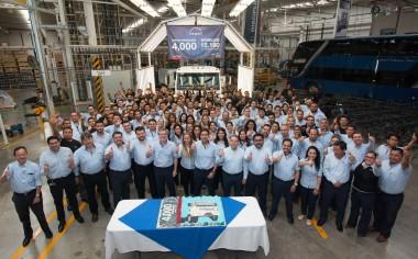 MAN produce 4 mil unidades en Querétaro