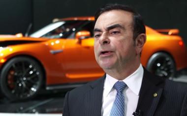 CEO de Alianza Renault-Nissan, habla sobre estado actual de industria automotriz