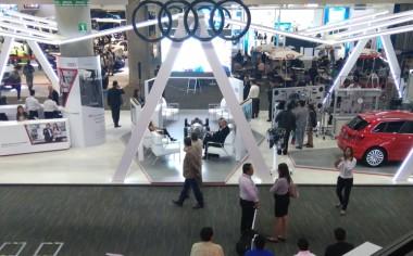 Audi muestra su nueva tecnología en Expo Hecho en Alemania