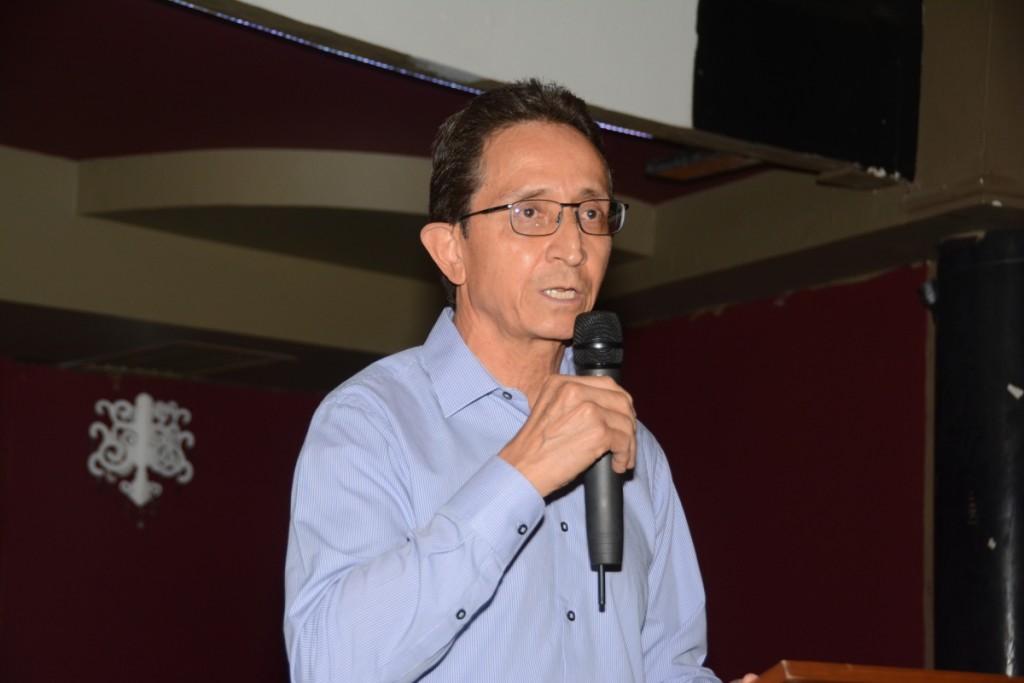 Ing. Jorge Almanza