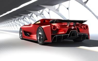 Nissan Concept 2020 Vision Gran Turismo: La emoción de los videojuegos transformada en realidad