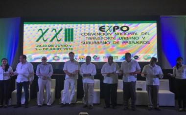 Mercedes-Benz Autobuses presente en la XXIII  Expo Convención Nacional del Transporte