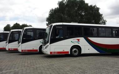 SCANIA entrega 20 unidades a SPSC