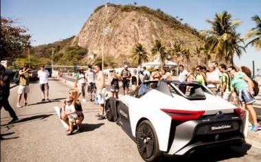 Nissan BladeGlider debuta en Río 2016