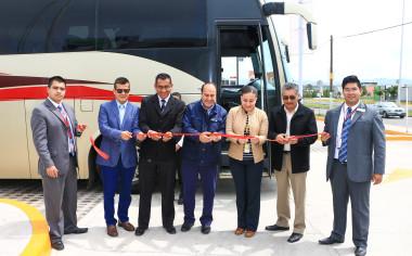 ADO inaugura servicio GL en Pachuca Hidalgo