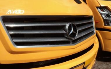 Contribuye Mercedes-Benz Autobuses al Transporte Escolar